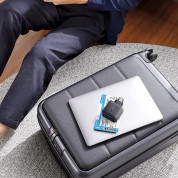 Ugreen GaN Fast Wall Charger PPS 65W - захранване за ел. мрежа за лаптопи, смартфони и таблети с USB и 3xUSB-C изходи с технология за бързо зареждане (черен) 7