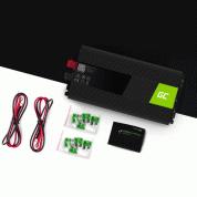 Инвертор за кола - Green Cell Voltage Car Inverter INV12 12V to 220V 3000W/6000W  1