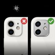 Ringke Camera Lens Glass - предпазна плочка за камерата на iPhone 12 mini (черен) 7