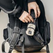 Ringke Two Pocket Mini Pouch - компактен органайзер с два джоба за кабели, слушалки, ключове и др. (черен) 7