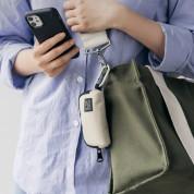 Ringke Half Pocket Mini Pouch  - компактен органайзер с един джоб за кабели, слушалки, ключове и др. (черен) 8