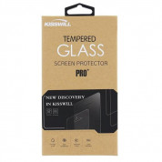 Kisswill 2.5D Tempered Glass Screen Protector - калено стъклено защитно покритие за дисплея на Samsung Galaxy Tab S7 Plus (прозрачен) 1