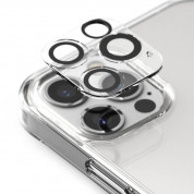 Ringke Camera Lens Glass - комплект 2 броя предпазни стъклени протектора за камерата на iPhone 12 Pro (прозрачен)