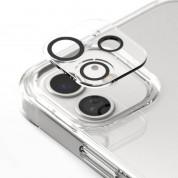 Ringke Camera Lens Glass - комплект 2 броя предпазни стъклени протектора за камерата на iPhone 12 (прозрачен)