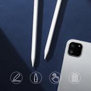 Baseus Active Capacitive Stylus Pen (ACSXB-B02) - професионална писалка за iPad (модели 2018-2021) (бял) 10