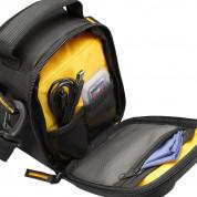 CaseLogic Compact System Camera Bag - чанта с презрамка за камери и фотоапарати (черен) 6