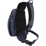 CaseLogic SLR Sling Camera Bag - чанта с презрамка за камери и фотоапарати (син) 1