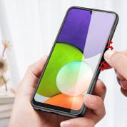 Dux Ducis Fino Series Case - хибриден удароустойчив кейс за Samsung Galaxy A22 (черен) 6