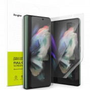 Ringke Invisible Defender Full Coverage Screen Protector - защитни покрития за двата дисплея на Samsung Galaxy Z Fold 3