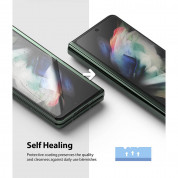 Ringke Invisible Defender Full Coverage Screen Protector - защитни покрития за двата дисплея на Samsung Galaxy Z Fold 3 4