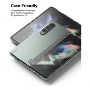 Ringke Invisible Defender Full Coverage Screen Protector - защитни покрития за двата дисплея на Samsung Galaxy Z Fold 3 6