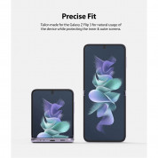 Ringke Invisible Defender Screen Protector - защитни покрития за дисплея на Samsung Galaxy Z Flip 3 (2 броя) 1