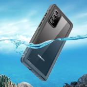 Waterproof Heavy Duty Case - ударо и водоустойчив кейс за Samsung Galaxy Note 20 (черен) 4