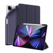 DUX DUCIS Osom TPU Gel Tablet Cover - термополиуретанов (TPU) кейс и поставка за iPad Pro 11 M1 (2021), iPad Pro 11 (2020), iPad Pro 11 (2018) (син)
