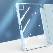 DUX DUCIS Toby Tablet Case - хибриден удароустойчив кейс с отделение за Apple Pencil 2 за iPad Pro 11 M1 (2021), iPad Pro 11 (2020), iPad Pro 11 (2018) (син) 5