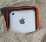 Krusell SEaLABox L - универсален водоустойчив калъф за iPhone и мобилни телефони (бял) 16