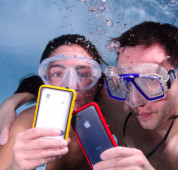 Krusell SEaLABox waterproof mobile case for mobile phones (white) 4