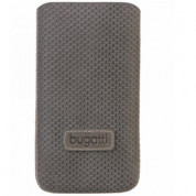 Bugatti Perfect Scale leather case for iPhone 4/4S, Samsung Galaxy S2 i9100, S2+ i9105 (stone grey) 1