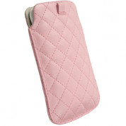 Krusell Avenyn Mobile Pouch XXL for Samsung Galaxy S2, HTC Sensation, LG and smartphones (pink) 1