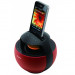 Sony RDP-V20IP 360° Sound - спийкър за iPod и iPhone (червен) 3