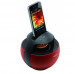 Sony RDP-V20IP 360° Sound - спийкър за iPod и iPhone (червен) 2