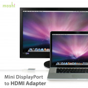 Moshi Mini-DisplayPort към HDMI адаптер 2