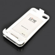 One Plus One Rechargeable External Battery Case - външна батерия и кейс за iPhone 4/4S 2