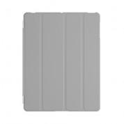 SwitchEasy CoverBuddy - кейс за iPad 4, iPad 3 (съвместим с Apple Smart cover) - сив 2
