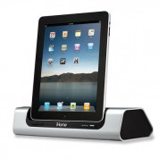iHome iD9 audio system - спийкър с док за iPhone 2G, iPhone 3G/3GS, iPhone 4/4S, iPad 1, iPad 2, iPad 3 и iPod (модели до 2012 година)