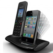 Telematic iCreation i-700 - unique Bluetooth phone with iPhone dockning