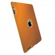 Krusell ColorCover - кейс за iPad 2,3,4 (съвместим с Apple Smart cover) - оранжев