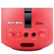 Gear4 Angry Birds speaker red bird - спийкър за iPod, iPad и iPhone (червен) 4