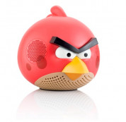Gear4 Angry Birds speaker red bird - спийкър за iPod, iPad и iPhone (червен) 1