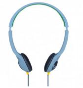 SkullCandy Icon 2 - слушалки с микрофон за iPhone и мобилни устройства (син) 1