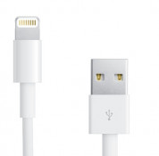 Apple Lightning to USB Cable 1m. - оригинален USB кабел за iPhone, iPad и iPod (1 метър) (retail) 1